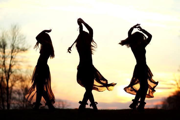 méditer et danser